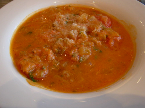 Arbutus - London - Crushed Tomato Soup
