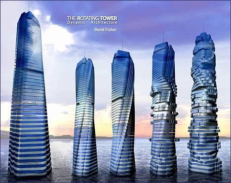 Racacielos Giratorios ricardroman.cl