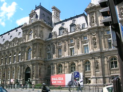 Paris city hall (katealch) Tags: paris france hoteldeville cityhall mairie dalida pariscityhall mairiedeparis parismayor