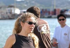 Oh yeah?! (Biking Nikon SFO) Tags: portrait sunlight sunshine nikon naturallight oxygen research karin temperature d200 oceanographic salinity primaryproductivity hot196 rvkaimikaiokanaloa cbpittenger