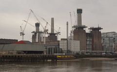 Battersea Power Station, London (IFM Photographic) Tags: img4257a canon 600d ef2470mmf28lusm ef 2470mm f28l usm lseries batterseapowerstation london londonboroughofwandsworth borough wandsworth cringledocksolidwastetransferstation westernriversidewasteauthority transferstation thames riverthames river