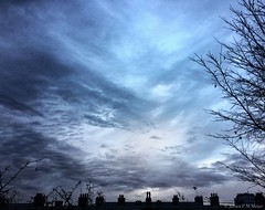 08:53 08.12.16 (jpmm) Tags: 2016 amsterdam sunrise zuid wolken clouds stratocumulus