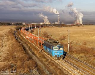 123.022 ČD Cargo, Štětí - Liběchov (CZ)