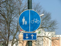 Malmo Streetsign