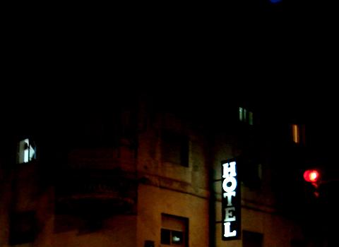 hotel calamaro