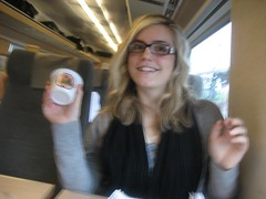 Köpenhamn: Tågresa