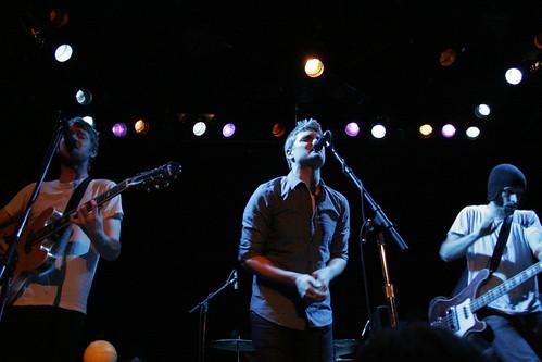 Cold War Kids @ Bowery Ballroom 4/7/07