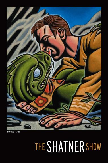 Shatner by Douglas Fraser
