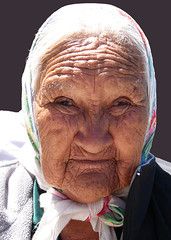 The Wizened Navajo Jewelry Maker