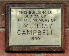 But who is Murray Campbell?
