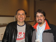Barry Schwartz & Apostolos Gerasoulis of Ask.com