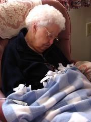 Grandma   1911-2007 (MacSmiley) Tags: grandma love loss friend sister lorraine obituary 2007 deceased jehovah jehovahswitness macsmiley 4122007 approximately7pm resurrectionhope myspiritualgrandmother