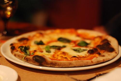 Osteria's Pizza Margherita