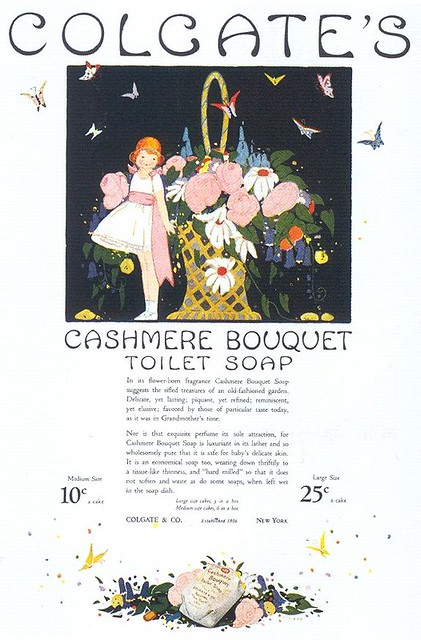 Colgate's Soap, 1919