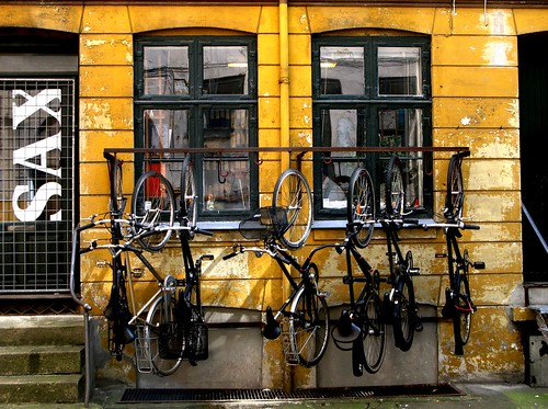 Bike Rack Space Management