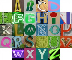 Spring Explosion letters