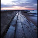 Milford on Sea Sunrise