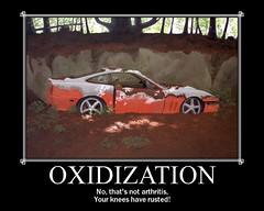 Oxidization