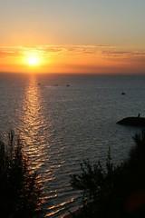Sunset #2 (Luke Gamon) Tags: ocean sunset groyne blackrock