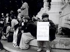 Laissez Faire, Mon Derrire (Danny Fontaine) Tags: newyork ny nyc brooklyn queens manhattan bronx thebronx statenisland newyorkcity blackandwhite bandw bw america usa bigapple yashica people newyorkers portrait portraits newyorkphotos newyorkphotographs newyorkpics newyorkimages nyphotographs nyphotos nypics nyimages dannyfontaine