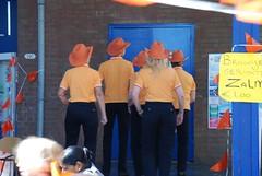 Koninginnedag 2007, Queensday 2007 (Miek37) Tags: blue orange holland netherlands dutch nikon oranje koninginnedag schiedam nikor d80 nikond80 18135mmf3556g mcnumber
