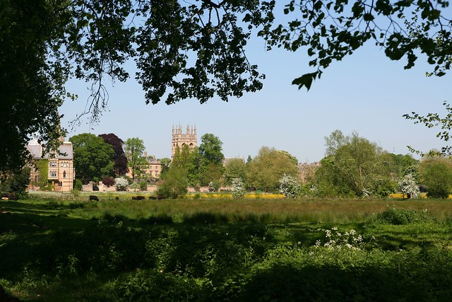 christ church meadow