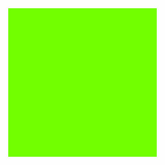 Ultra Lime Green