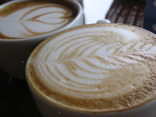Tulip and Latte 2