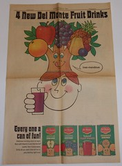 Del Monte Fruit Drinks ad