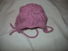 Baby Bonnet Back