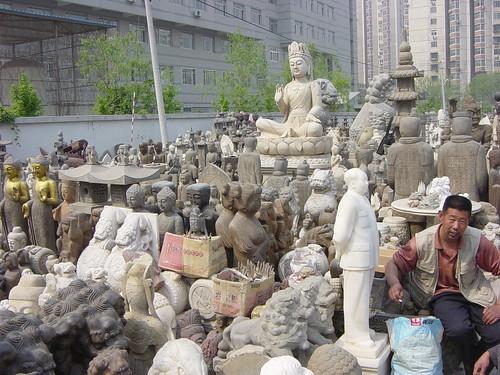 estatuas gigantes