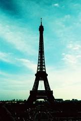 Eiffel Tower, Paris (antikewl)