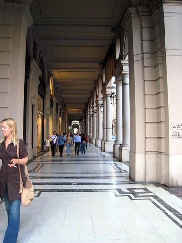 Loggias in Torino