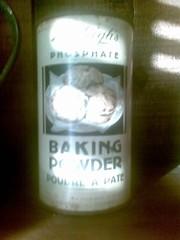 Old Phosphate Baking Powder tin