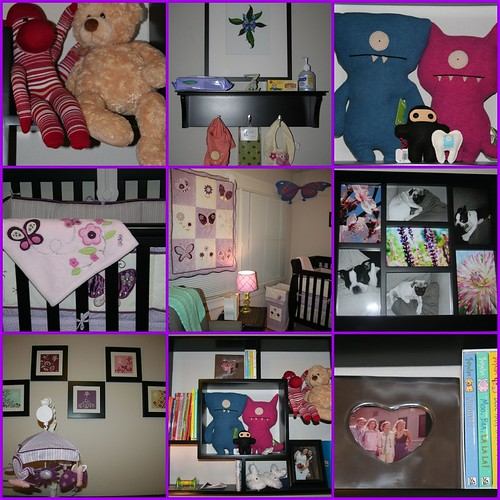 Zoe's room is done and ready!