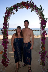 Couple in Paradise (SunCat) Tags: travel vacation woman me loving friend girlfriend couple kevin all bbw wrap spouse grand jamaica wife caribbean debbie sweetheart lover mate wraps braco companion sarong lido soulmate 2007 suncat pareo glb braless sarongs pareos grandlidobraco confidante so