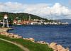 Svelvik (trondjs) Tags: sea seascape nature norway ferry clouds canon landscape interestingness spring explore vestfold svelvik interestingness48 i500 s3is abigfave trondjs explore13may2007