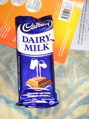 Milk Chocolate in Chile