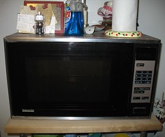 ca. 1985 microwave