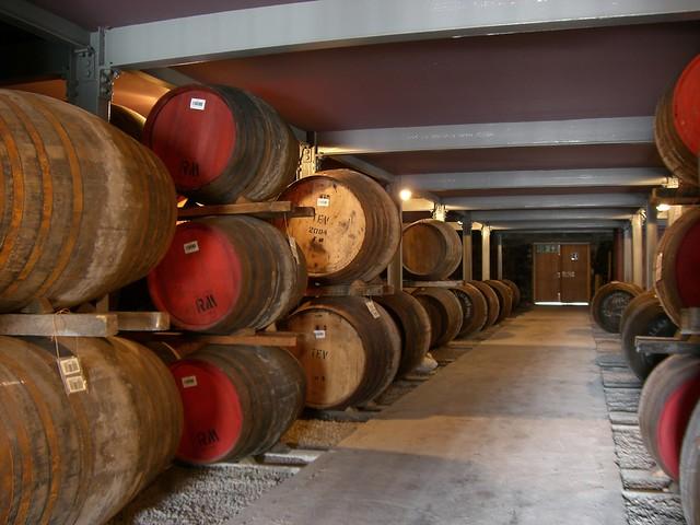 Macallan Barrels