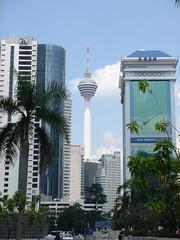 Menara (Fiar-ee) Tags: city tower malaysia kualalumpur menara