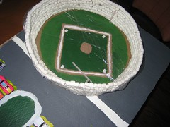 Skydome in Marshmallows