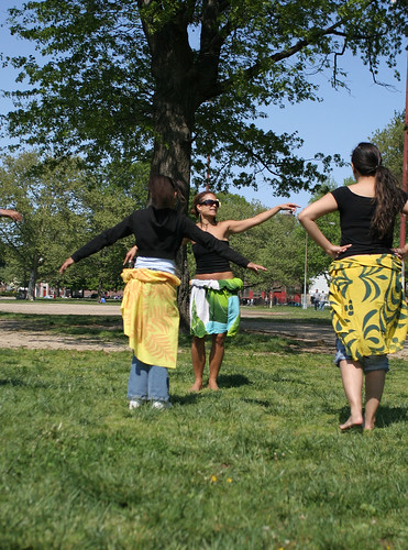 Hula lessons