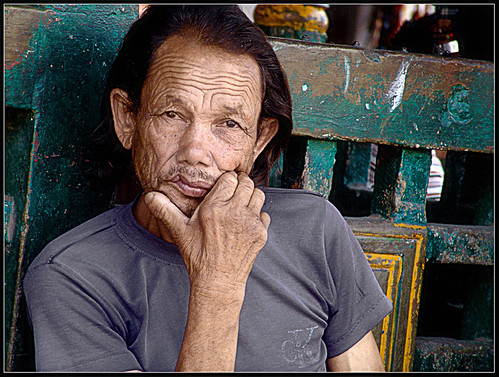 a man from Kalimpong