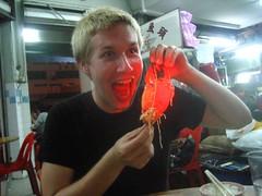 Ben et Crab Claw