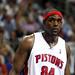 Chris Webber, Detroit Pistons