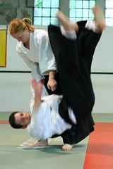 Koshinage (IMG_2593) (BkiPe) Tags: anna art dan action martial budapest aikido feedburner exam 2007 budo nidan koshinage danvizsga2007 kiberlovesslideshow
