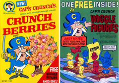 Crunch Berries cereal box