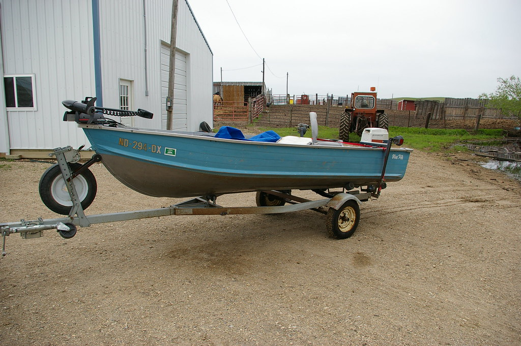 Need Help With Id Specs 14 Blue Fin Aluminum Page 1 Iboats