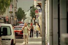 stalking people (nebelfeldflucht) Tags: ricoh kr10x